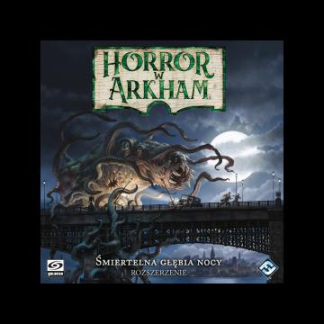 Horror w Arkham Śmiertelna...