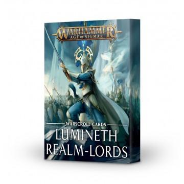 Warscroll Cards Lumineth...
