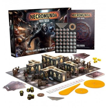Necromunda Hive War 300-08