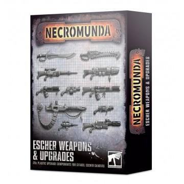 Escher Weapons & Upgrades...