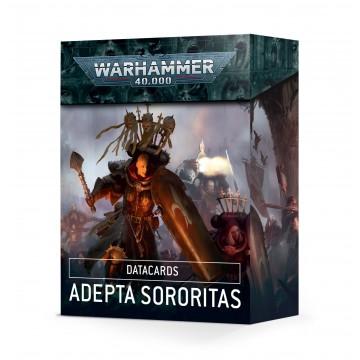 Datacards Adepta Sororitas...