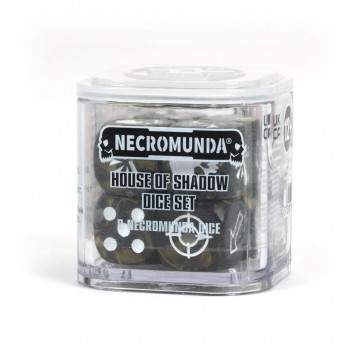 House of Shadow Dice Set...