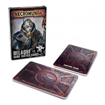 Delaque Gang Tactics Cards...