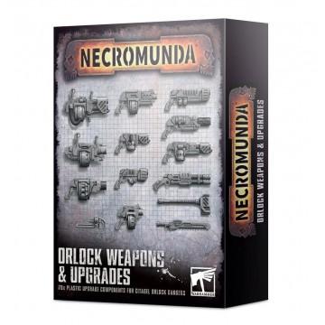Orlock Weapons & Upgrades...