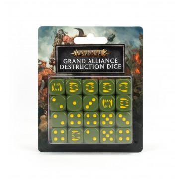 Grand Alliance Destruction...
