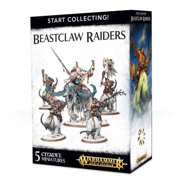 Start Collecting Beastclaw...