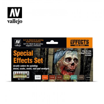 Vallejo Special Effects Set...