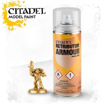 Citadel: Retributor Armour...