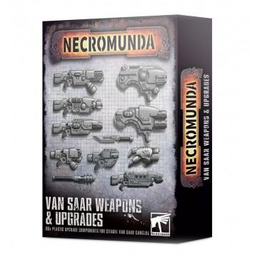 Van Saar Weapons & Upgrades...