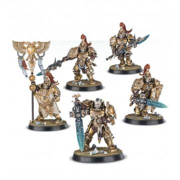 Custodian Guard Squad 01-07