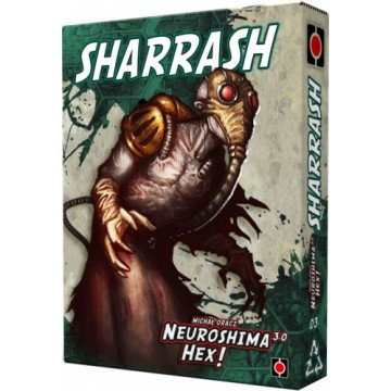 Neuroshima HEX: Sharrash
